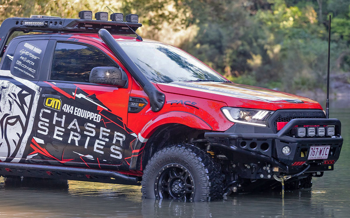 TJM Equipped Ford Ranger